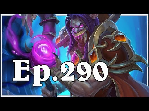 Funny And Lucky Moments - Hearthstone - Ep. 290
