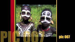Faces Of The Omo Valley In Southern Ethiopia