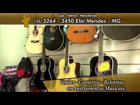 VIOLA MINAS INSTRUMENTOS MUSICAIS - ELÓI MENDES MG