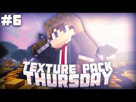 Minecraft: Texture Pack Thursday Week #6