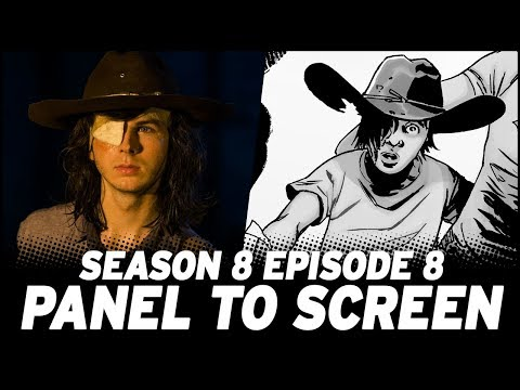 The Walking Dead Season 8, Episode 8 - Show vs. Comic!