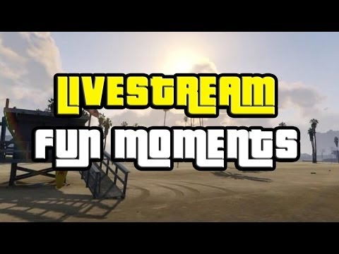 GTA 5 Online Cars, Races, Custom Jobs Livestream With Friends!