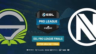 Singularity vs Envy - ESL Pro League S8 Relegation - map3 - de_mirage [pchelkin]