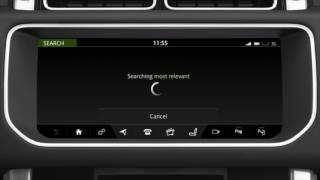 The Range Rover Sport navigation system allows you to enter destination information using the touchscreen. This video will show you how.Join the conversation:http://Facebook.com/LandRoverUSAhttp://Twitter.com/LandRoverUSAhttp://Instagram.com/LandRoverUSA