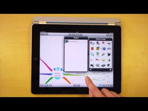ipad hd - Download iMindMap HD for iPad for FREE today: http://itunes.apple.com/us/app/imindmap-hd/id479181299?ls=1&mt=8 Designed for creative thinking on the move, iM...