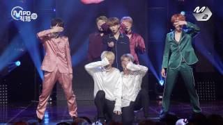 Video [MPD직캠 4K] 방탄소년단 직캠 피 땀 눈물 BTS Blood Sweat & Tears Fancam @엠카운트다운_161020 MP3, 3GP, MP4, WEBM, AVI, FLV Juni 2018