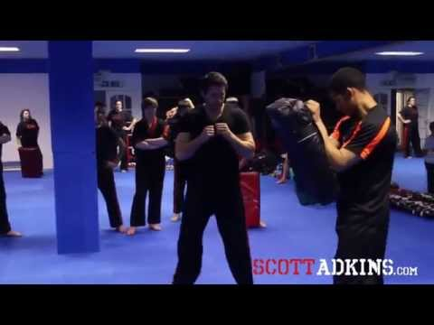 Scott - I had a great time teaching and training with Ginger Ninja Trickster & his students at the Gassor Martial Arts & Fitness Centre. Please Like, Share, Comment ...