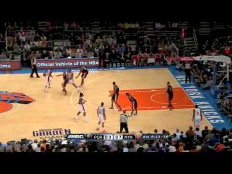 Portland Trail Blazers 100 – New York Knicks 95