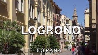 Logrono Spain  city photos : 【Full HD】El turismo a Logroño en la Rioja, España R¡i¡