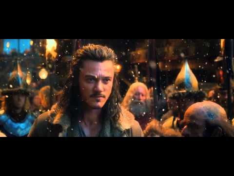 Watch The New Trailer For 'The Hobbit: The Desolation of Smaug'