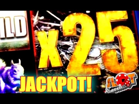★ JACKPOT HANDPAY ★ HUGE X25 AS IT HAPPENS | SlotTraveler's MAX BET JOURNEY