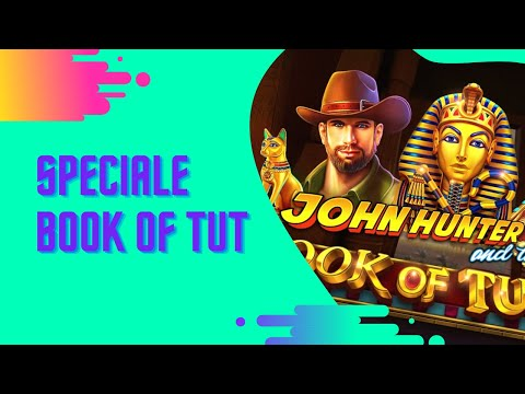 Speciale cumparate la Book of Tut
