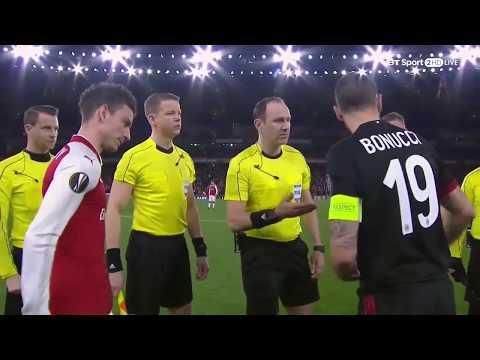 Highlights Arsenal Vs Ac Milan 3-1