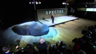 Aston Martin DB10 Concept Unveiling - James Bond Spectre