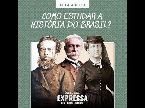 Como estudar a História do Brasil? Uma breve introdução