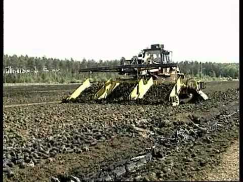 2 Konsten att skörda torv, Stycketorvproduktion - (C) 2003 Neova