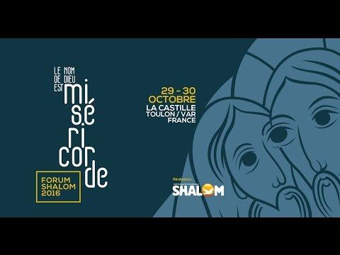 Forum Shalom 2016