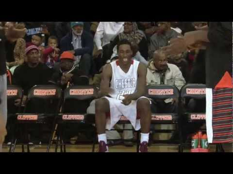 PointGuardU.com: Rondae Jefferson Chester High 12/8/13 Highlights