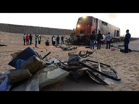 Unfall in Ägypten: