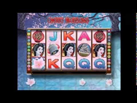 Cherry Blossom NextGen Gaming Slot Free Games Spins Win   - YouTube.webm