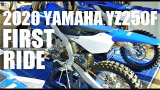 9. 2020 YAMAHA YZ250F First ride