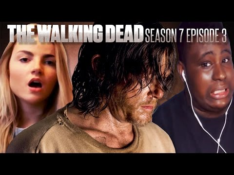 "Fans React To The Walking Dead Season 7 Episode 3: ""The Cell"""