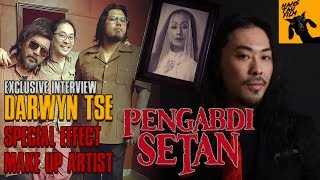 Video Interview dengan Darwyn Tse, SFX makeup artist film pengabdi setan 2017 [SPOILER ALERT] MP3, 3GP, MP4, WEBM, AVI, FLV Oktober 2017