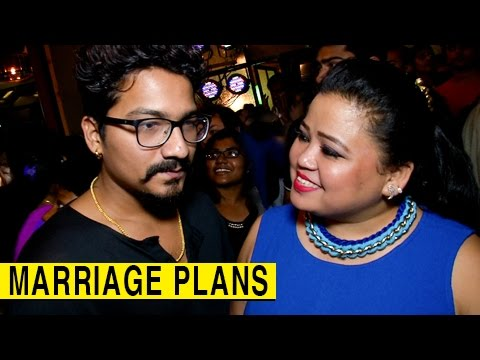 Bharti Singh CONFIRMS Her Wedding With Harsh Limba