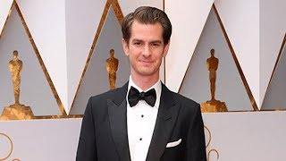 Whoa! We didn't see that coming. Andrew Garfield made a huge announcement during a recent Q & A, but we can't tell if he was kidding or not! The actor revealed during an interview he considers himself a 'gay man' who doesn't have sex with other men.