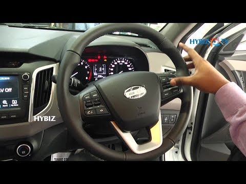 , New Hyundai Creta 2018 Interior Exterior Review
