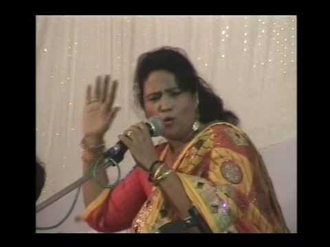 Aarzoo Banu Ghazal Main kya batau kitni kami hai (SARTAJ SOUND AMRAVATI):  Live program Ashti dist Wardha MaharashtraDate 2009