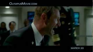 Gerard Butler, Morgan Freeman - Official Trailer - Olympus Has Fallen