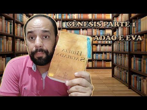 #55. Projeto Lendo a Bíblia | Gênesis | Parte 1 | Vandeir Freire