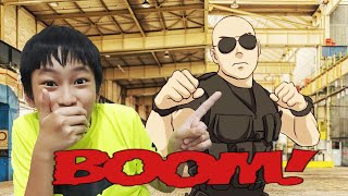 Video Papa berantem!! Deddy Corbuzier Fist of Rage MP3, 3GP, MP4, WEBM, AVI, FLV Februari 2018