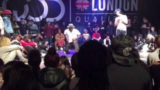 Dickson vs Harry Popper (WOD UK Popping semi finals 2016)