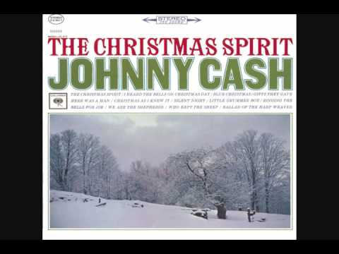 musical interlude i heard the bells on christmas day by johnny cash patriactionary - I Heard The Bells On Christmas Day Youtube