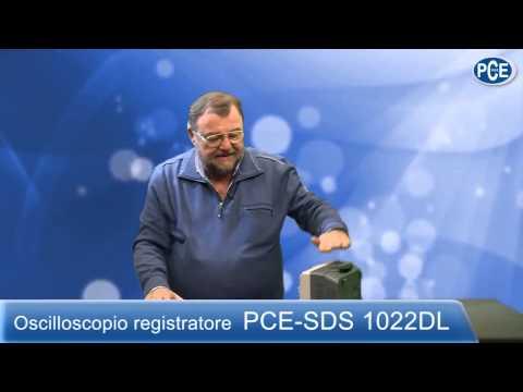 Wolfgang Rudolph condivide la sua conoscenza degli oscilloscopi