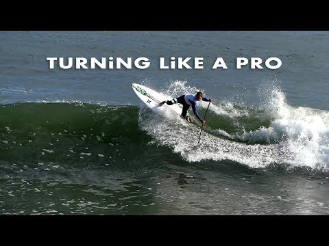 SUP Surfing Footwork - How To