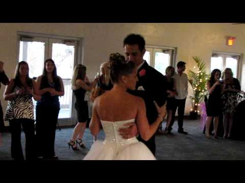 Funny Wedding First Dance Video – Baby Got Back