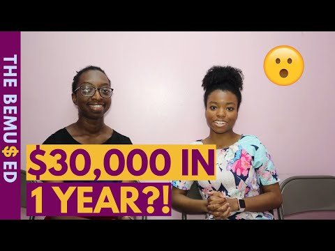 $30,000 of Debt DEMOLISHED in ONE YEAR?! | How to pay off Student Loans FAST!