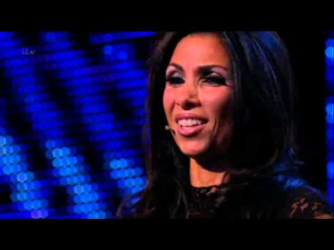 impersonator - Francine Lewis very funny impersonator on Britain's Got Talent.