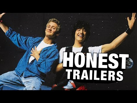 Download Honest Trailers - Bill & Ted's Excellent Adventure HD Mp4 3GP Video and MP3