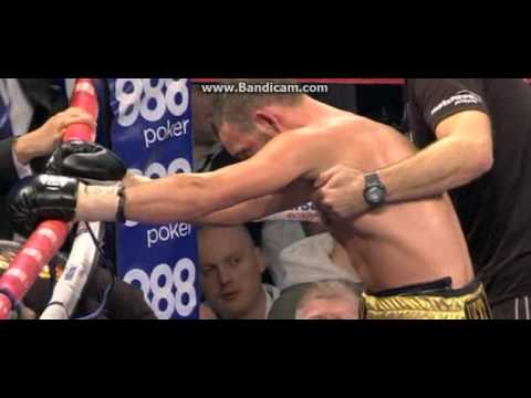 leonard bundu vs lee purdy ko round 12