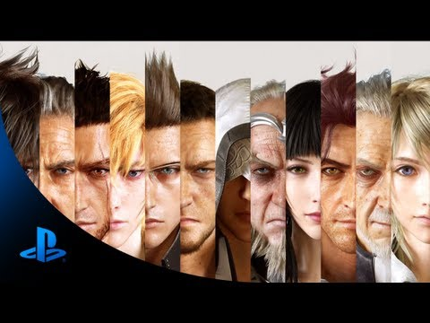 FINAL FANTASY XV - Announcement Trailer | E3 2013