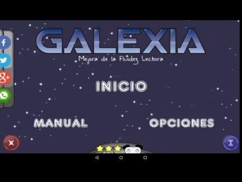 Galexia Mejora Fluidez Lectora