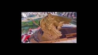 Jingzhou China  city images : world's biggest statue (China hubei jingzhou city )