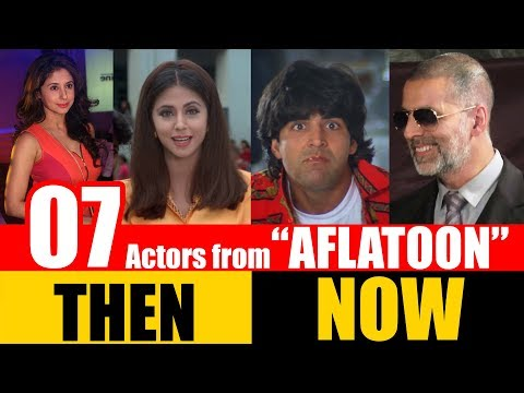 """7 Bollywood Actors from """"AFLATOON"""" 1997 