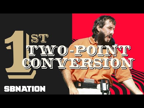 Video: How the two-point conversion made its way to the NFL | 1st