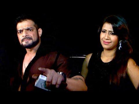 Karan Patel & Ankita Bhargava Attend Divyanka Trip
