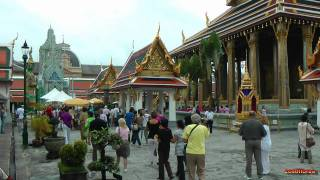 Thailand - Part 8/15 - Themple 1, Bangkok - Travel Video HD-Omnia Turism